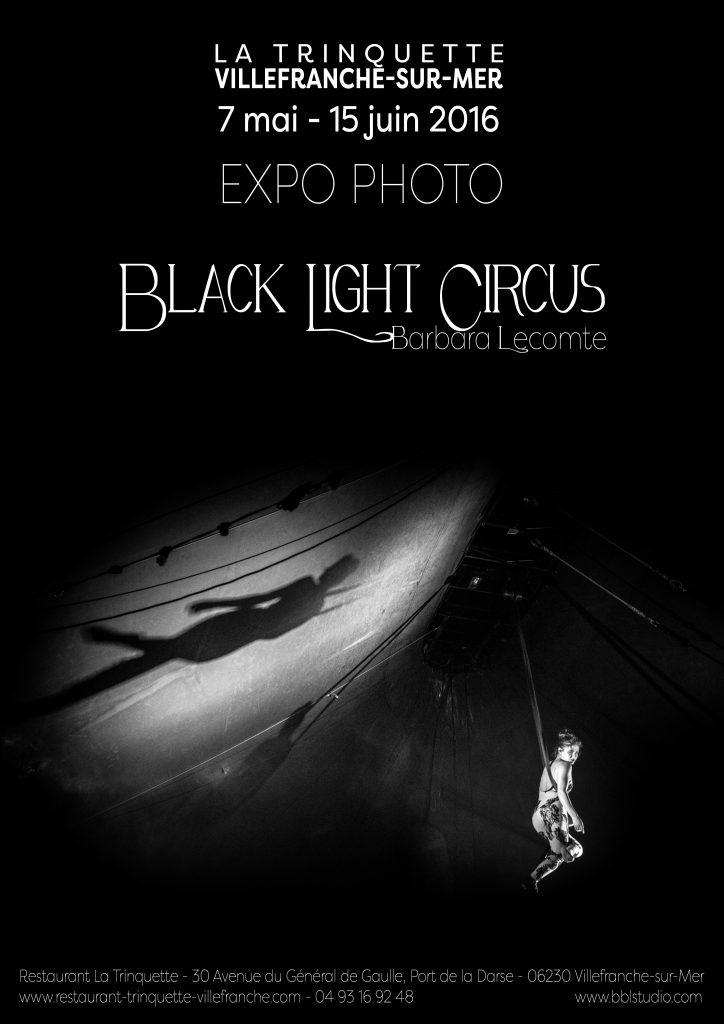 BBL circus affiche